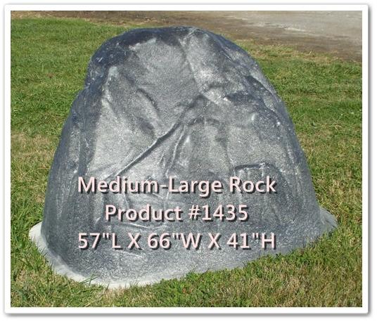 Stock Fibergl Rock